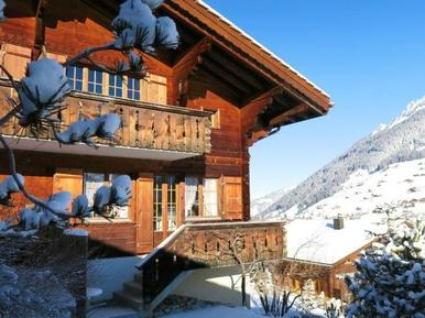 Für 4 Personen: Hübsches Apartment / Ferienwohnung in der Region Berner Oberland