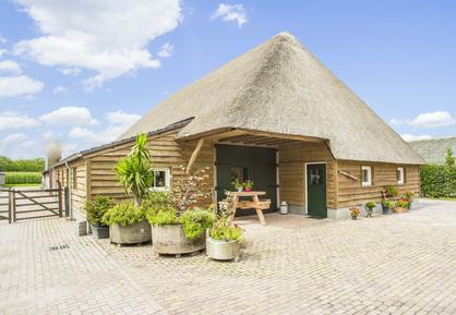 Gemütliches Ferienhaus : Region Nord-Brabant für 22 Personen