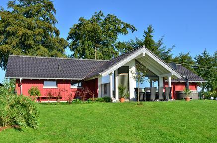 Gemütliches Ferienhaus : Region Nordrhein-Westfalen für 8 Personen