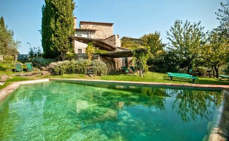 Gemütliches Ferienhaus : Region Radda in Chianti für 12 Personen