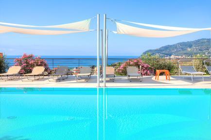 Für 6 Personen: Hübsches Apartment / Ferienwohnung in der Region Ligurien