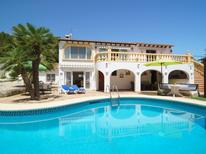 Holiday home 1226909 for 4 persons in Moraira