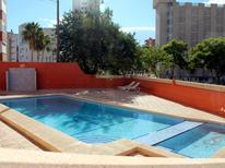 Appartement 1226910 voor 2 personen in Benidorm
