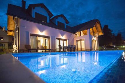 Gemütliches Ferienhaus : Region Kroatische Adriaküste für 9 Personen
