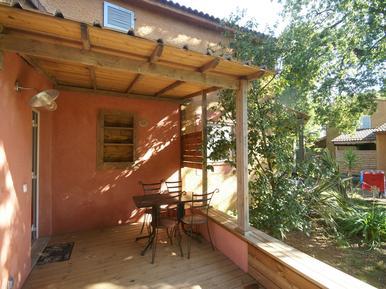 Gemütliches Ferienhaus : Region Korsika für 2 Personen