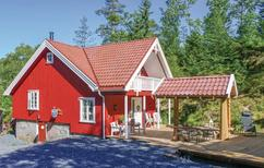 Holiday home 1228665 for 6 adults + 2 children in Risør