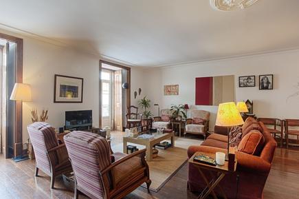 Für 9 Personen: Hübsches Apartment / Ferienwohnung in der Region Lissabon