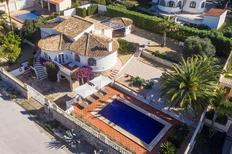 Holiday home 1230947 for 8 persons in Benissa