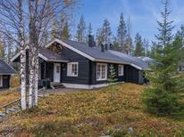 Holiday home 1231176 for 6 persons in Ylläsjärvi