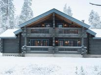 Holiday home 1231228 for 8 persons in Ylläsjärvi