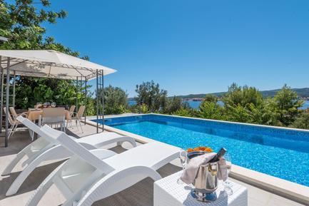 Gemütliches Ferienhaus : Region Dubrovnik-Neretva für 6 Personen