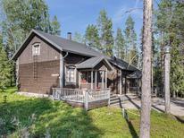 Holiday home 1231706 for 8 persons in Ylläsjärvi