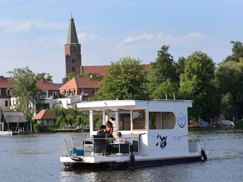 Hausboot/ Schiff für 5 Personen ca. 21 m² Boot  Brandenburg