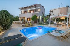 Ferienhaus 1238318 für 8 Personen in Atsipopoulo