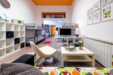 Studio 1238850 for 6 persons in Zagreb