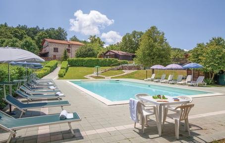 Gemütliches Ferienhaus : Region Toskana für 42 Personen