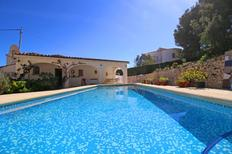 Holiday home 1239848 for 5 persons in Calpe