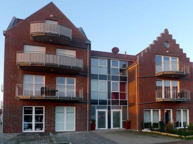 Für 3 Personen: Hübsches Apartment / Ferienwohnung in der Region Norden-Norddeich