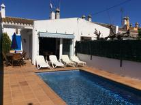 Holiday home 1240182 for 7 persons in l'Escala