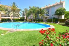 Appartement 1240194 voor 6 personen in Platja de l'Arenal