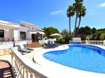 Holiday home 1240200 for 4 persons in Jávea