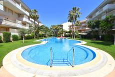 Appartement 1240207 voor 4 personen in Platja de l'Arenal