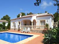 Holiday home 1240211 for 6 persons in Jávea