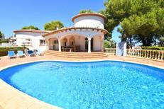Casa de vacaciones 1240214 para 4 personas en Jávea