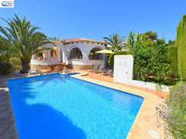 Holiday home 1240227 for 4 persons in Jávea