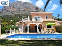 Holiday home 1240231 for 8 persons in Jávea