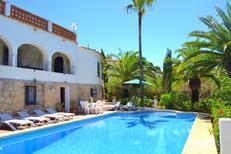 Casa de vacaciones 1240257 para 8 personas en Jávea