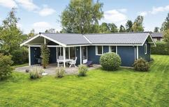 Holiday home 1240272 for 6 persons in Dronningmølle