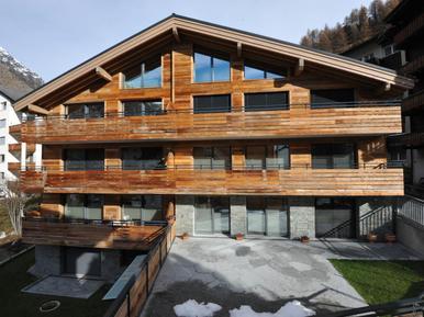 Für 6 Personen: Hübsches Apartment / Ferienwohnung in der Region Zermatt