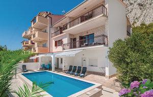 Gemütliches Ferienhaus : Region Dalmatien für 14 Personen
