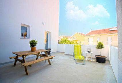 Für 2 Personen: Hübsches Apartment / Ferienwohnung in der Region Vodice