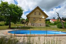 Holiday home 1243589 for 6 persons in Velke Hamry II-Hamrska