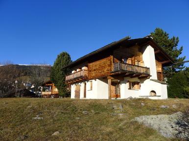 Gemütliches Ferienhaus : Region Graubünden für 7 Personen