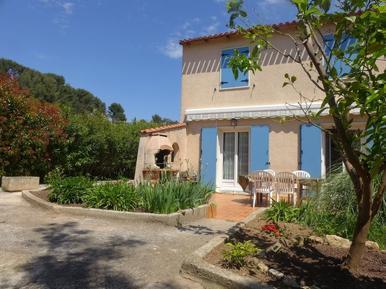 Gemütliches Ferienhaus : Region Hyères für 6 Personen