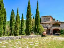 Semesterhus 1246550 för 12 personer i Gaiole In Chianti