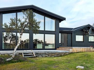 Gemütliches Ferienhaus : Region Finnmark für 8 Personen