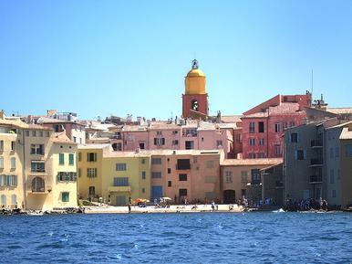 Für 5 Personen: Hübsches Apartment / Ferienwohnung in der Region Saint-Tropez