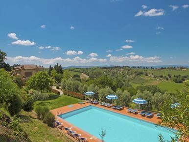 Für 2 Personen: Hübsches Apartment / Ferienwohnung in der Region Volterra