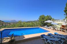 Holiday home 1248442 for 9 persons in Benissa