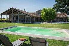 Holiday home 1248967 for 12 persons in Fargues-sur-Ourbise