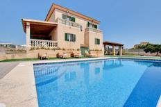 Ferienhaus 1249034 für 10 Personen in Cales de Mallorca