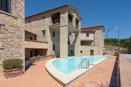 Für 2 Personen: Hübsches Apartment / Ferienwohnung in der Region Gaiole In Chianti