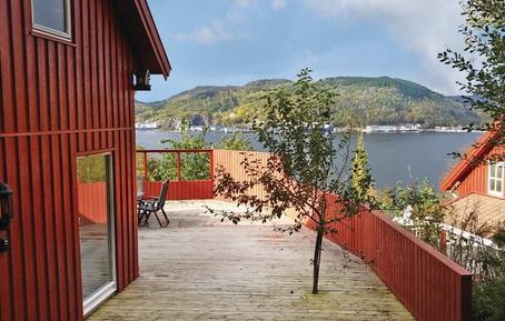 Gemütliches Ferienhaus : Region Vest-Agder für 13 Personen