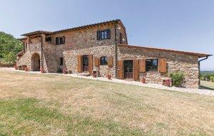 Für 3 Personen: Hübsches Apartment / Ferienwohnung in der Region Montecatini Val di Cecina