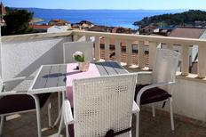 Holiday apartment 1252835 for 4 adults + 1 child in Makarska