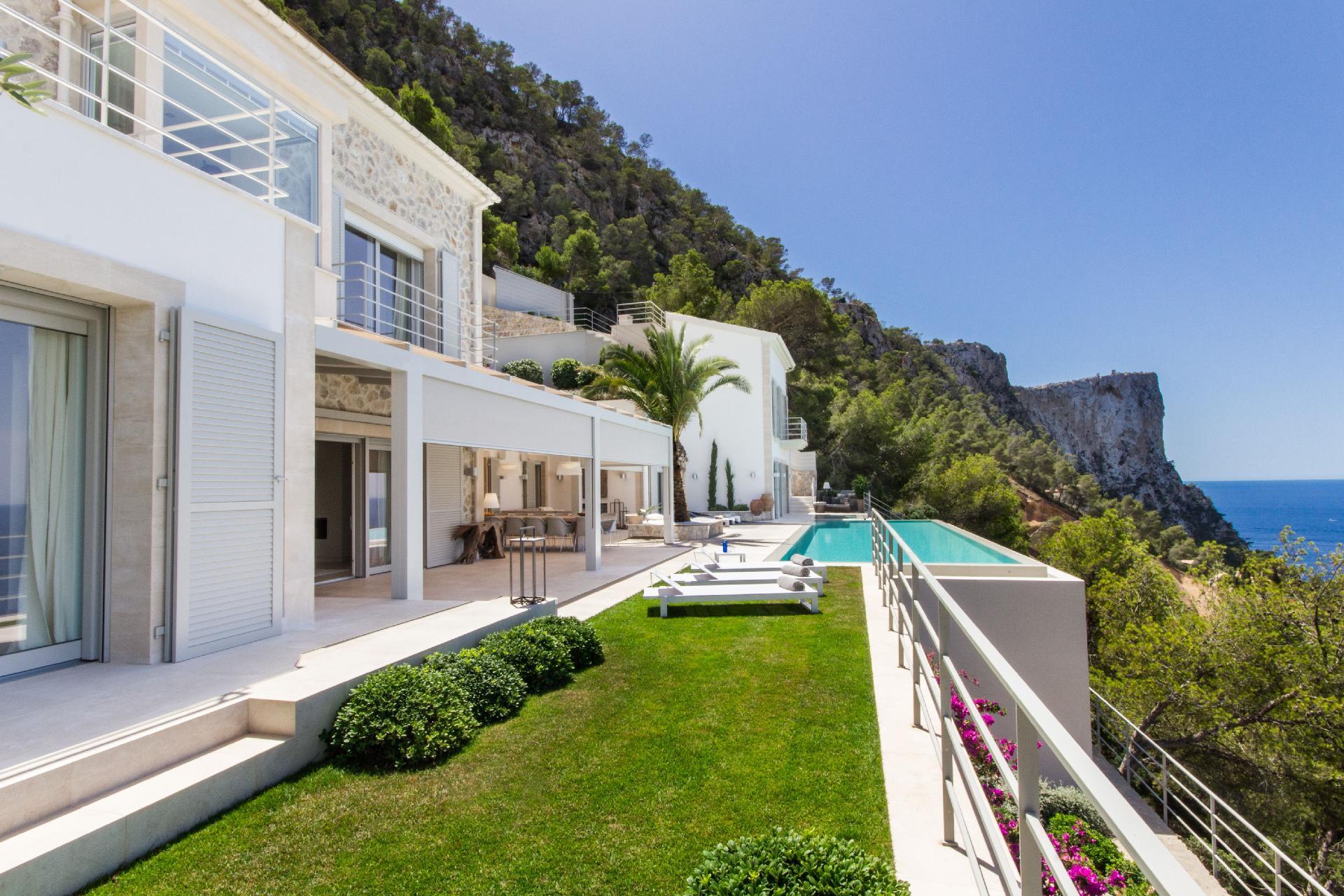 Ferienhaus mit Privatpool für 12 Personen ca 875 m² in Port d Andratx Mallorca Südwestküste von Mallorca